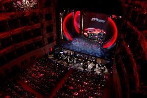 Новый болид Ferrari ©Скриншот официального канала Ferrari на YouTube