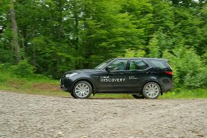 Тест-драйв нового Land Rover Discovery ©Фото ЮГА.ру