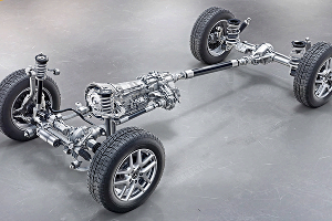Новый Mercedes-Benz AMG G63. Техника ©Фото Mercedes-Benz AMG