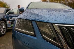 Тест-драйв универсала Skoda Octavia Combi в Грузии ©Фото Евгения Мельченко, Юга.ру
