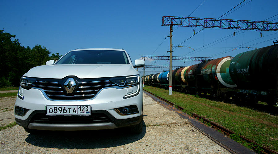 Новый Renault Koleos