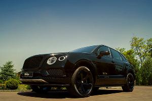 Bentley Bentayga ©Фото Евгения Мельченко, Юга.ру