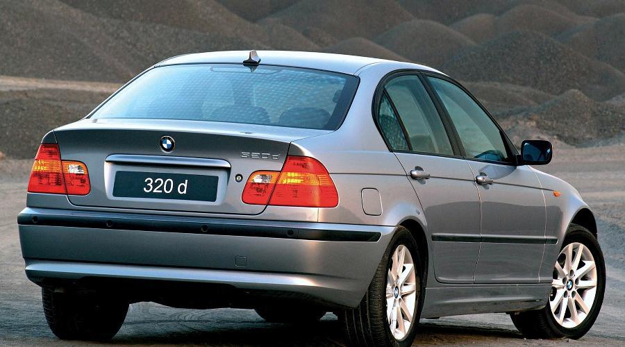 BMW 3-Series ©Фото BMW