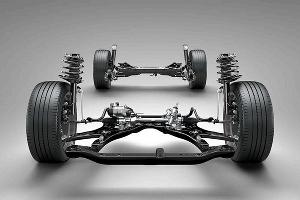 Новая Toyota Camry (ходовая часть) ©Фото Евгения Мельченко, Юга.ру
