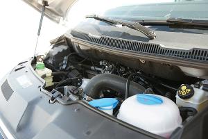 Новый Volkswagen Multivan T6 в Ейске ©Фото ЮГА.ру
