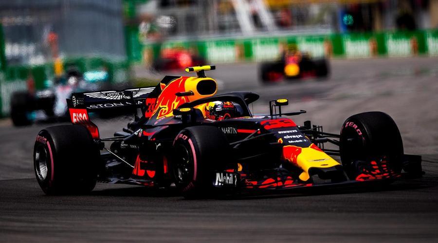 «Ред Булл» выбрал «Хонду». Новая японская любовь австрияков ©Фото Red Bull Racing