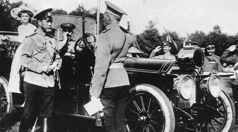 Delaunay-Belleville Николая II
