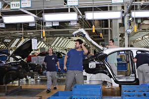Автомобильный завод Skoda в городе Млада-Болеслав ©Фото Евгения Мельченко, Юга.ру