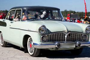 Simca Vedette ©Фото Classicautoclub.ru