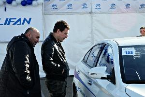Lifan Road Show в Краснодаре ©Фото Евгения Мельченко, Юга.ру