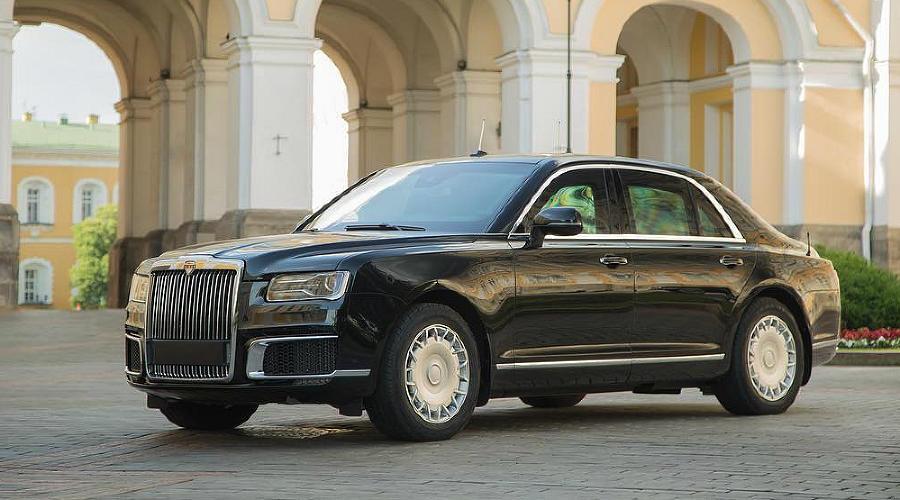 Aurus Senat Limousine L700 ©Фото НАМИ