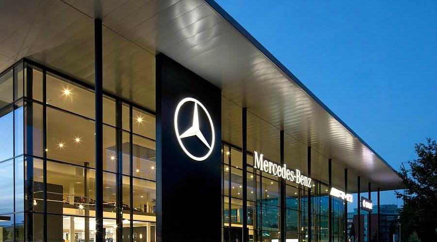 Дилер Mercedes-Benz ©Фото Mercedes-Benz