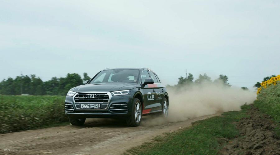 Новый Audi Q5