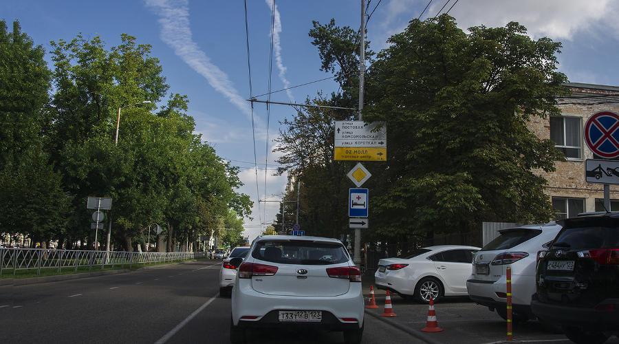 Пробки краснодара ©Фото Евгения Мельченко, Юга.ру