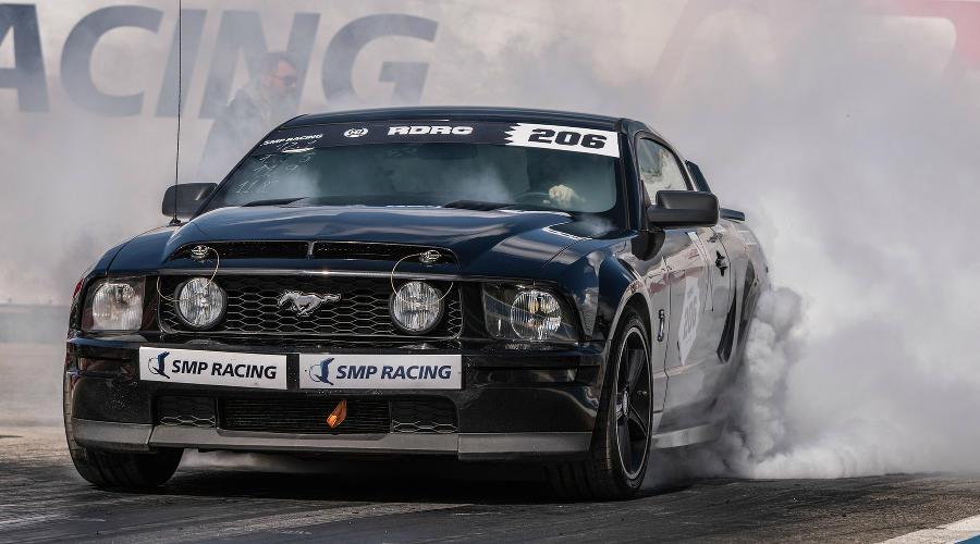 Ford Mustang Shelby ©Фото rdrc.ru