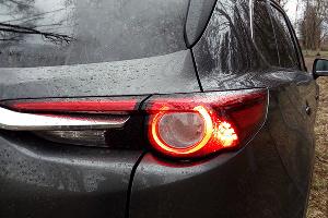 Новый кроссовер Mazda CX-9 ©Фото Евгения Мельченко, Юга.ру