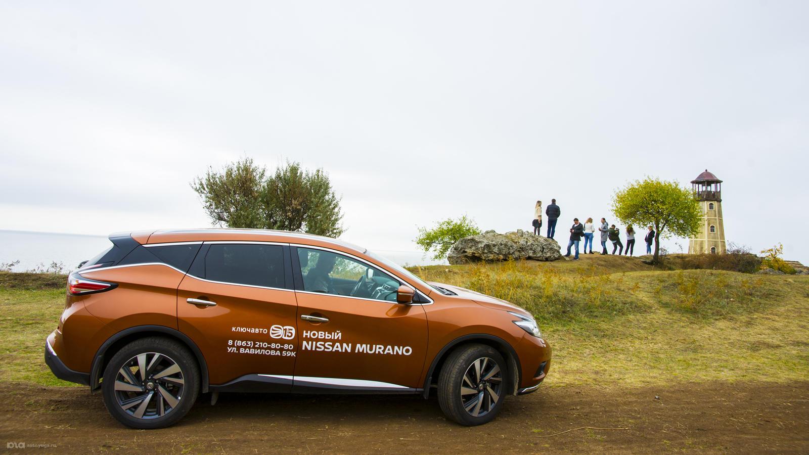 Итог: для путешествий Nissan Murano подходит отлично