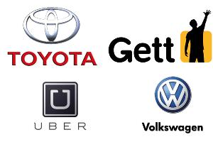 Volkswagen и Toyota делают ставку на сервисы такси ©Фото ЮГА.ру