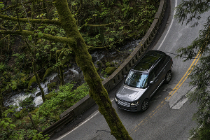 Совместный фотопроект Ultimate Vistas от Land Rover и Magnum Photos ©Фото Майкла Кристофера Брауна