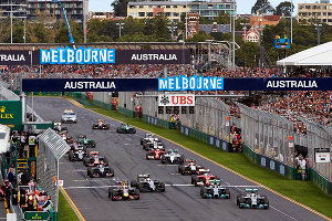 Гран-при Австралии. Старт сезона «Формулы-1» ©фото Motorsport.com