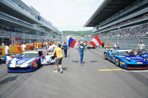 В Сочи состоялся гоночный уик-энд Ferrari Racing Days ©Фото ЮГА.ру